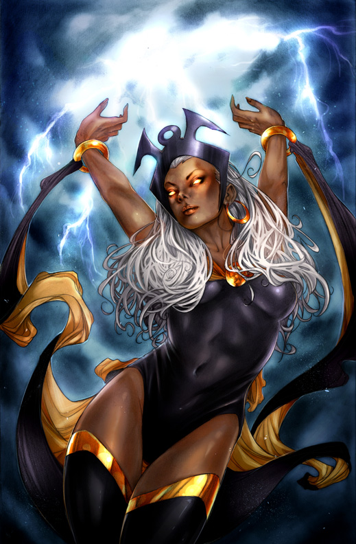Storm Final Colored by Csyeung