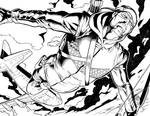 ARROW CP 02 PAGE # 02 inks by Csyeung