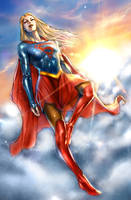 Supergirl by Csyeung