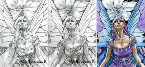 Spellcaster Fairy 4