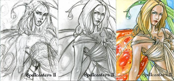 Spellcaster Fairy 5