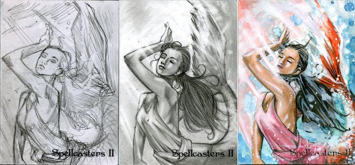 Spellcaster Mermaid 1