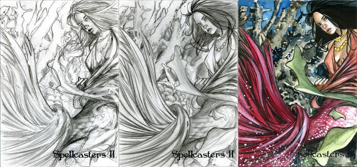 Spellcasters Mermaid 2