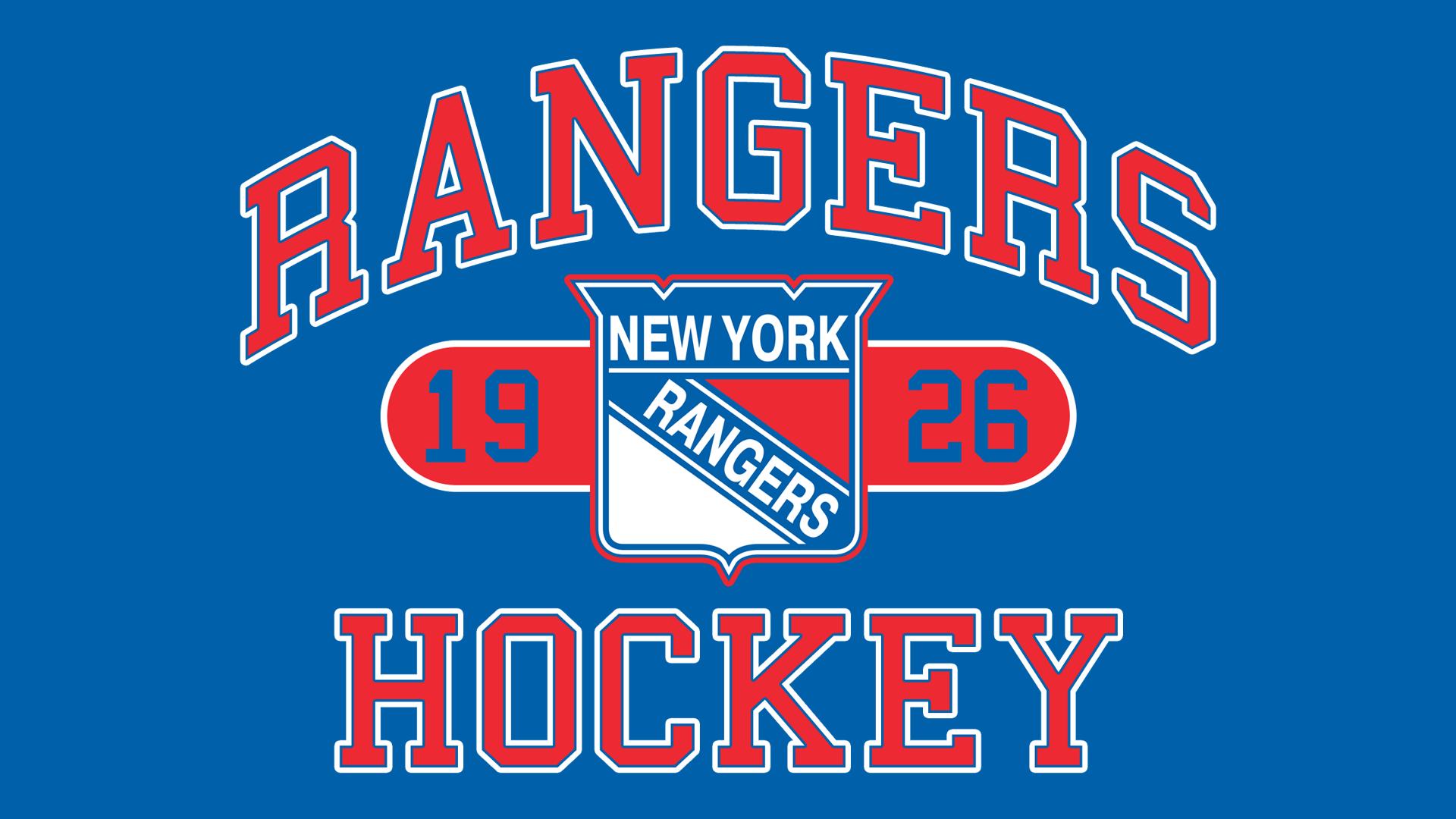 Ny Rangers Logo Wallpaper Gallery