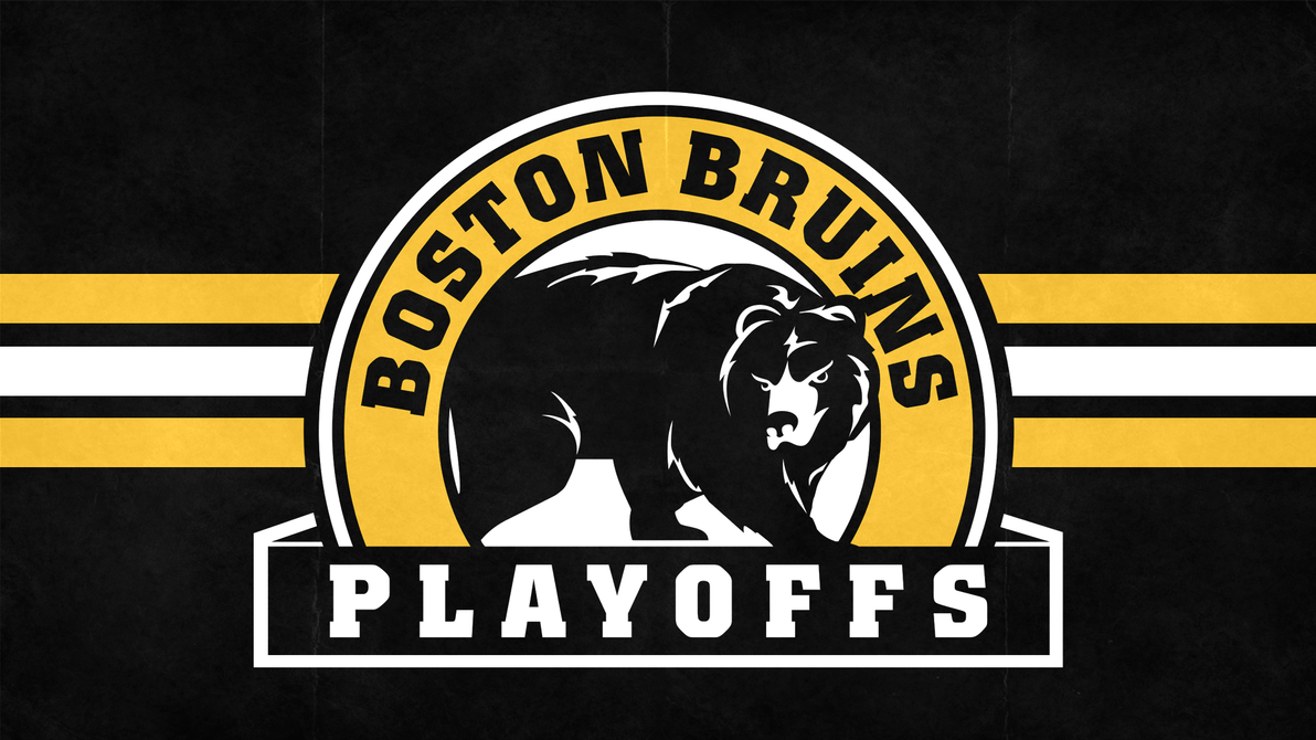 Boston Bruins Playoffs 2 By Bruins4Life