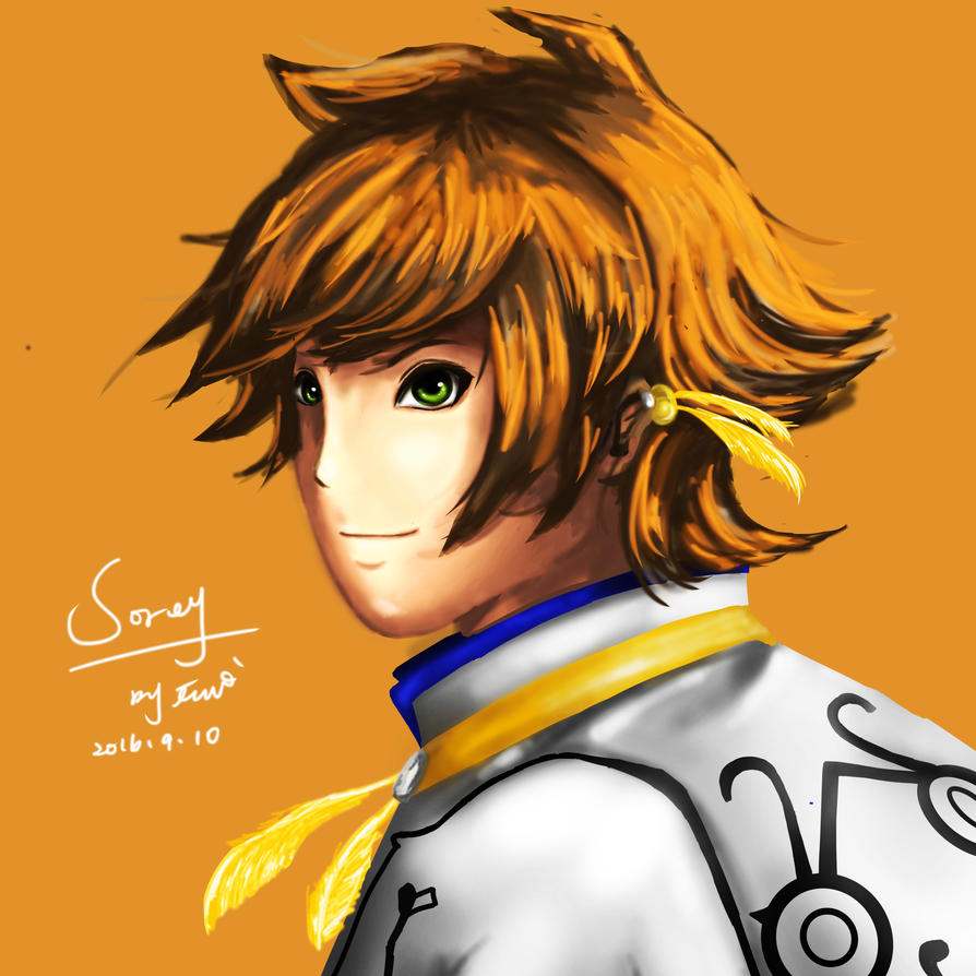 Sorey by Mqobxvlc