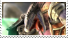 Lizardman Stamp by Dandyplz
