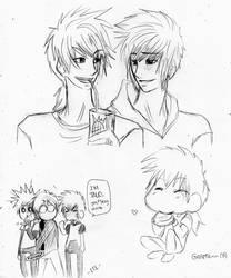 Kazuo y Talio