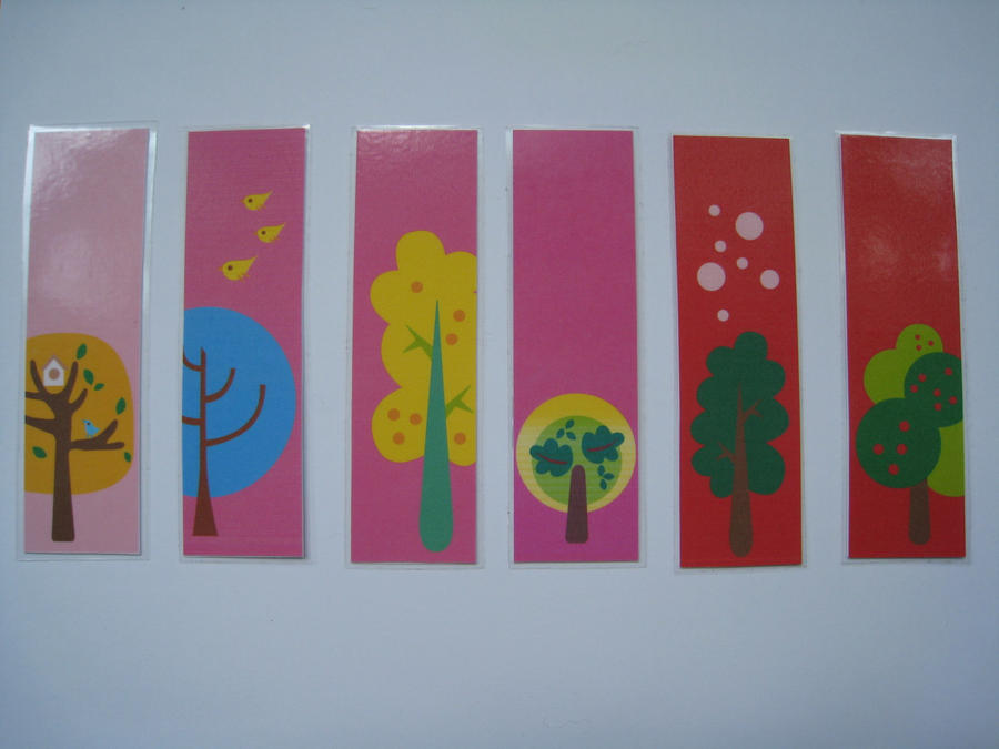 bookmark designs 4 by skookyspry on deviantart