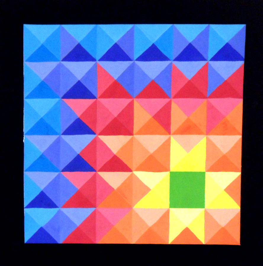 Color Theory project #3 by xxFatedRosexx - 131.1KB