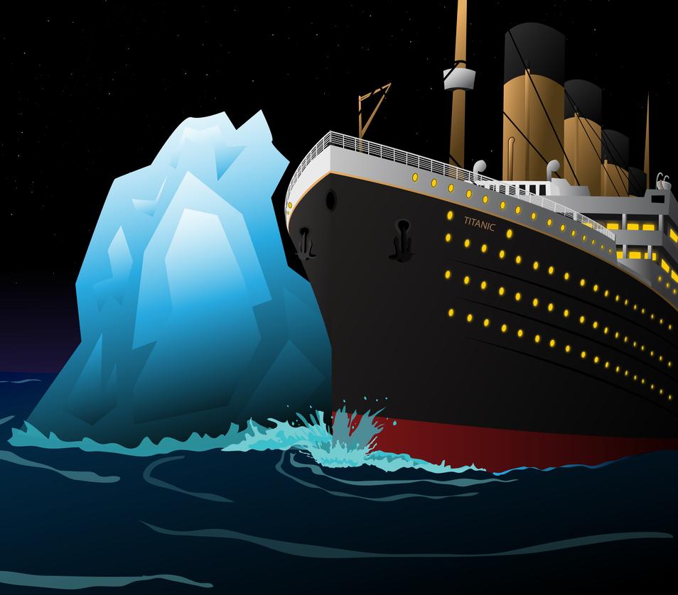 RMS Titanic by Icaron