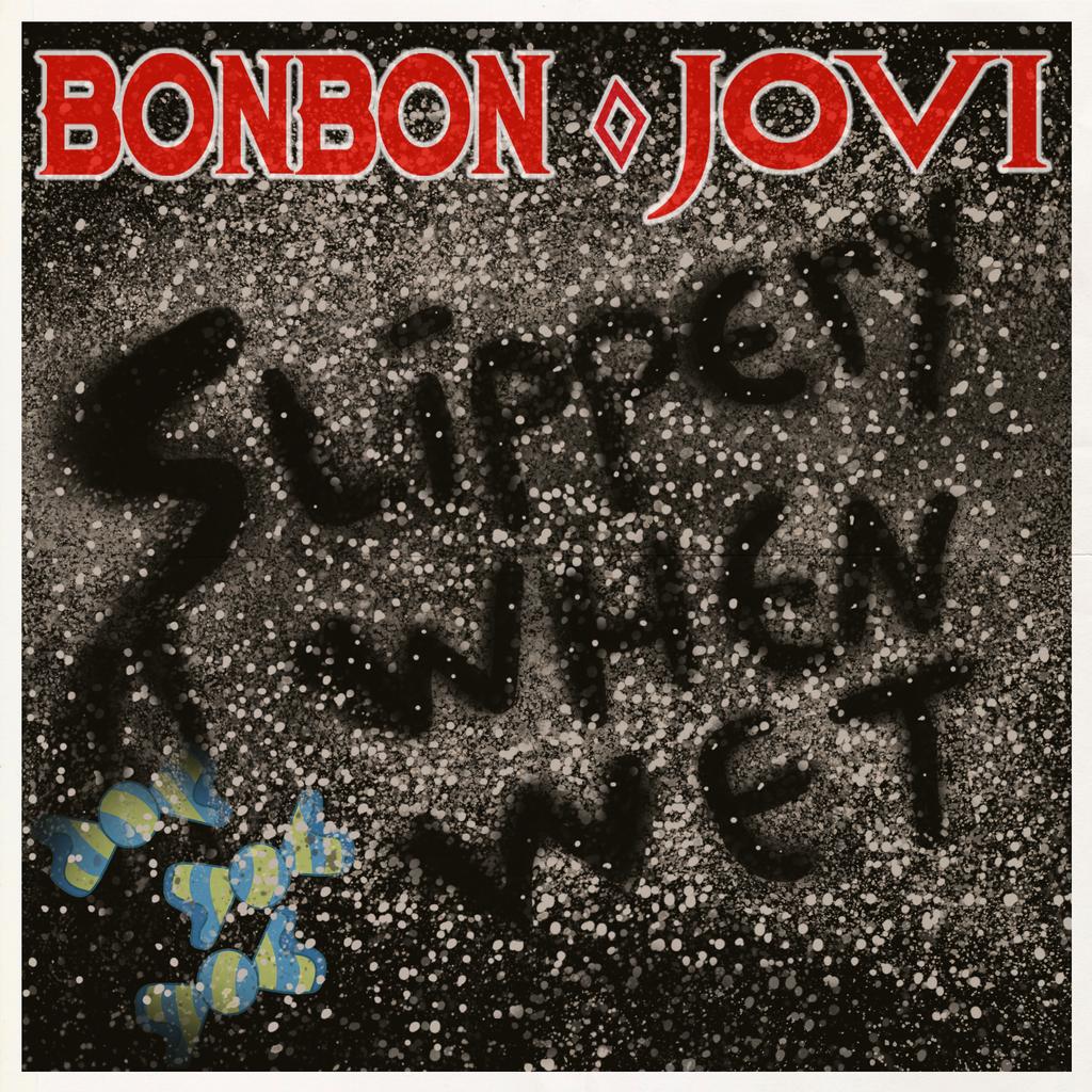 Bonbon Jovi - Slippery When Wet by Icaron on DeviantArt