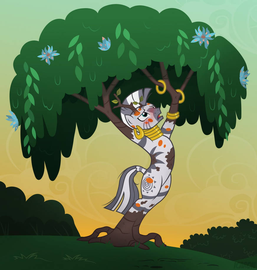 No Known Cure (Zecora Tree TF)