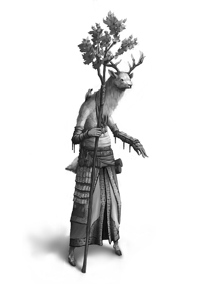 Stag Mage