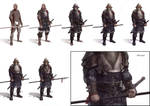 City guard- step by step