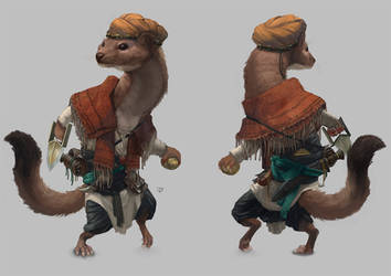 Weasel (Process Video Included)