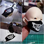 Bjd face mask diy by Thelesia-08