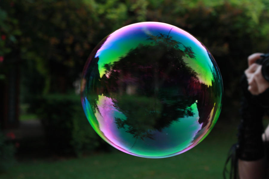 Magic bubble. by Sui-Dream on DeviantArt