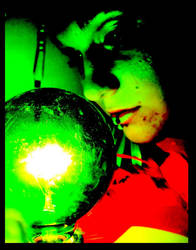 bulb by GonzoGlitter