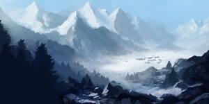 Snowy Valley