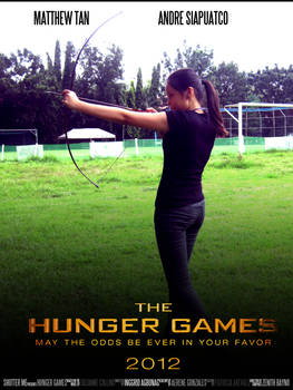 Hunger Games Parody Poster 1