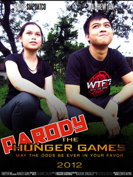 Hunger Games Parody Poster 2