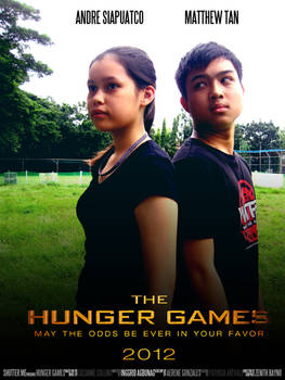 Hunger Games Parody Poster 4