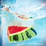 splashy watermelon by ByLaauraa
