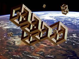 Escher Drive by ozplasmic