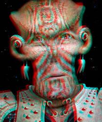 3D ozplasmic alien lol by ozplasmic