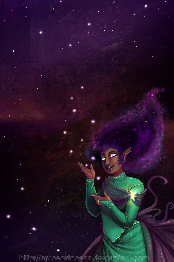 Written In The Stars by SpicePrincess