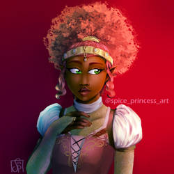 BTW - Princess Carmandi
