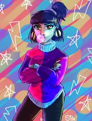 Neon Acid