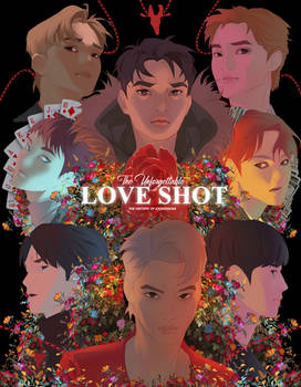 Cover Page Love Shot - EXO