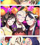 BNHA OC - Birthday