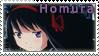 Homura Akemi Stamp by AlphSteins