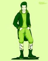 Green Dirk!
