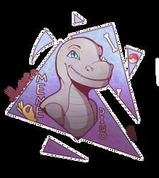 Beautiful Dino