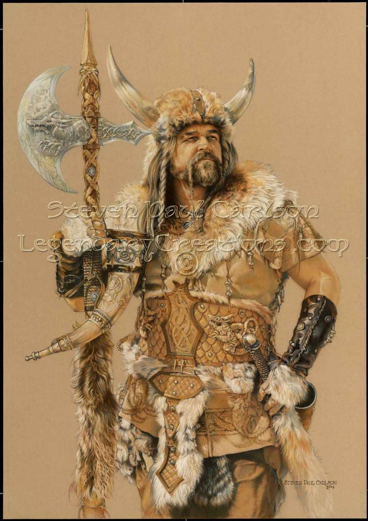 God of the Norsemen by spcarlson