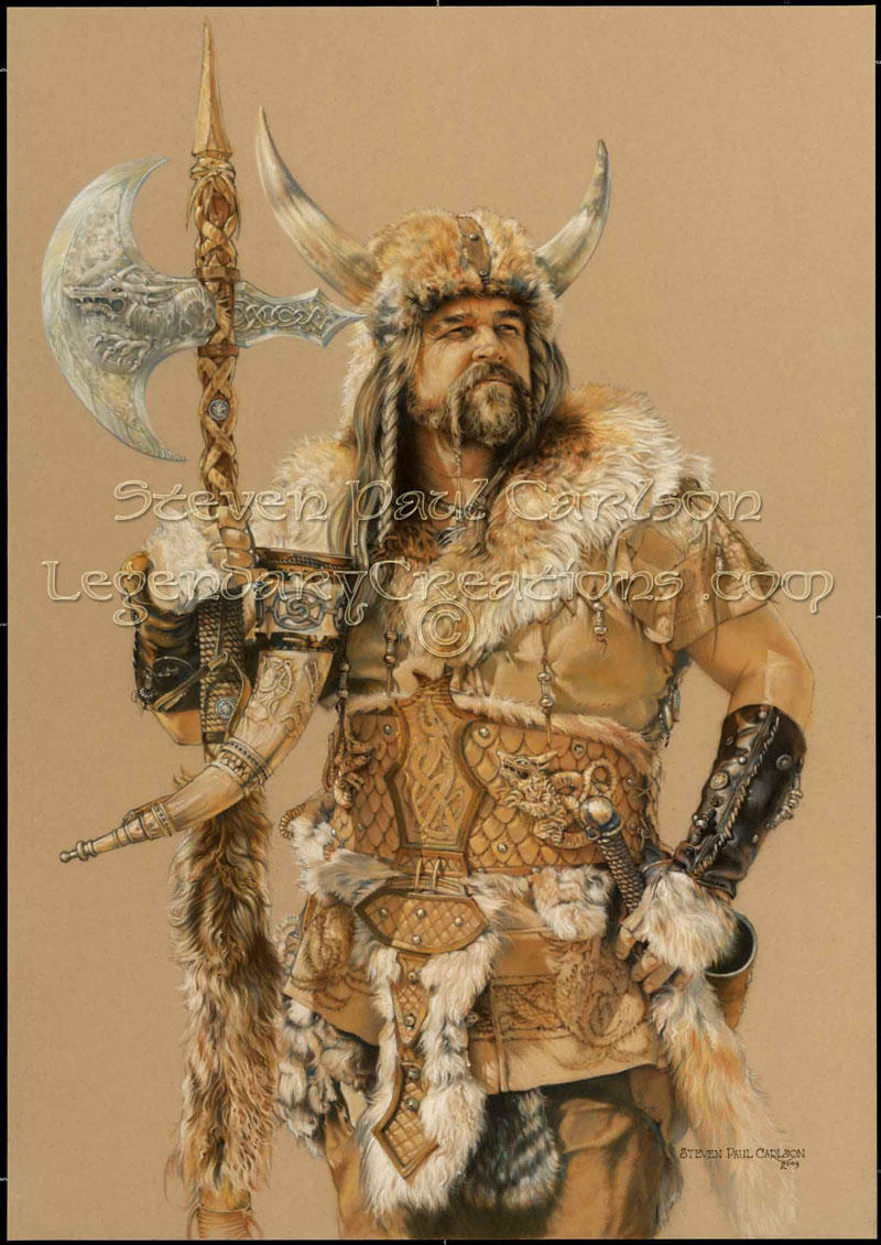 God of the Norsemen by spcarlson