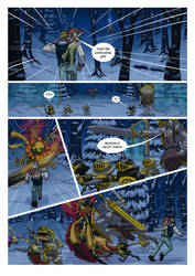 Arcana- 0 - The Fool - Page 4 by shases