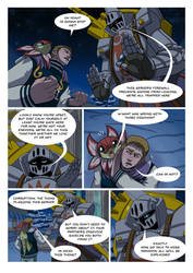 Arcana - 0 - The Fool - Page 6 by shases