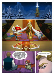 Arcana - 0 - The Fool - Page 7 by shases