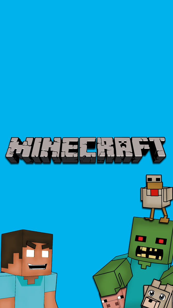 Wonderful Wallpaper Minecraft Iphone - iphone6_wallpaper_by_sttvuk-d9a59ex  You Should Have_87224.jpg