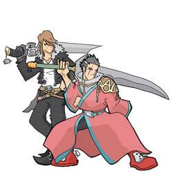 Final Fantasy Dudes