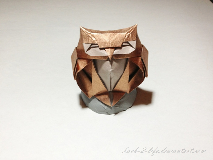 owl (origami) by Back-2-Life on DeviantArt