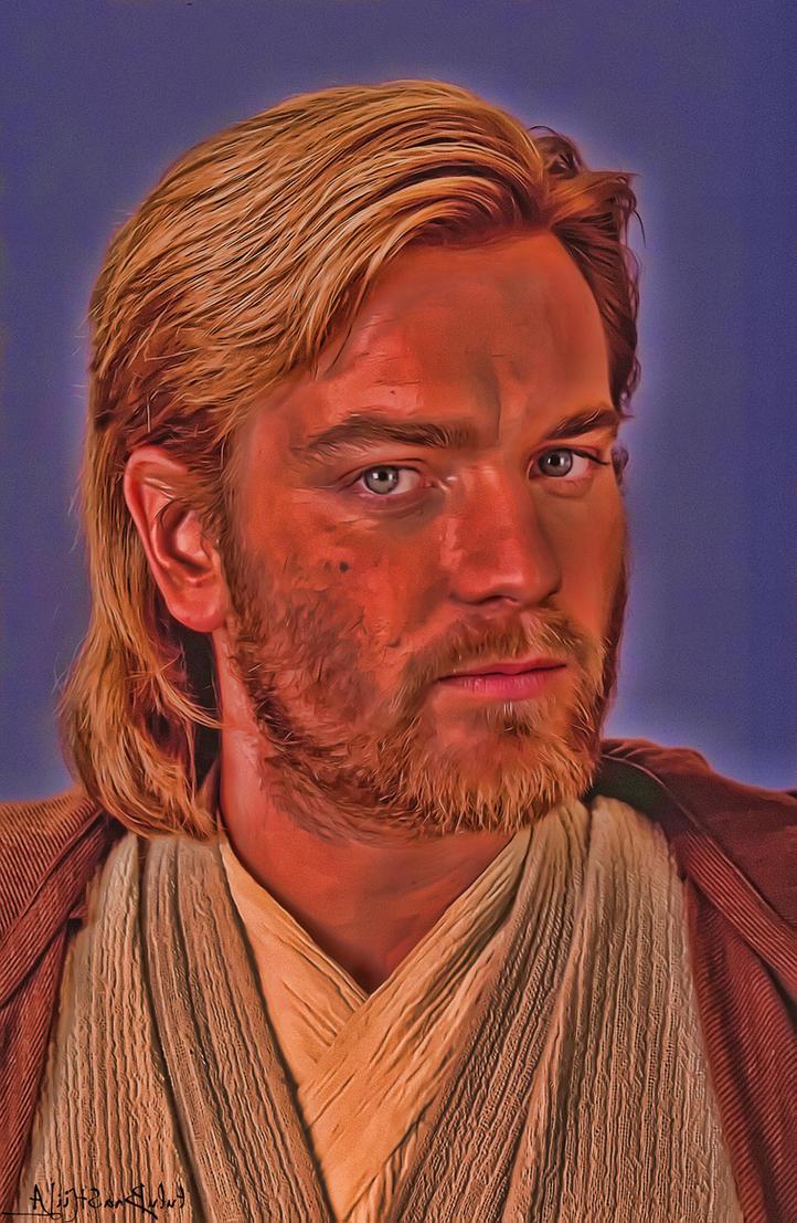 Obi-Wan Kenobi by gosteripeygamberi