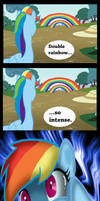 Intense Rainbows
