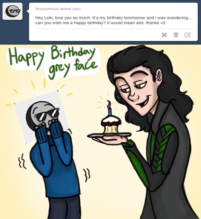 Ask Loki