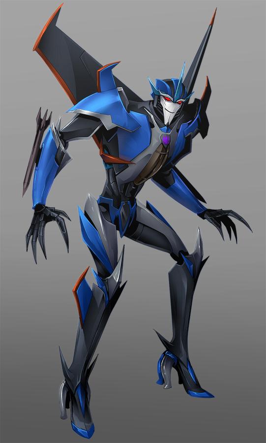 [Pro Art et Fan Art] Artistes à découvrir: Séries Animé Transformers, Films Transformers et non TF - Page 5 Tfp_thundercracker_by_kianite-d4cgzro
